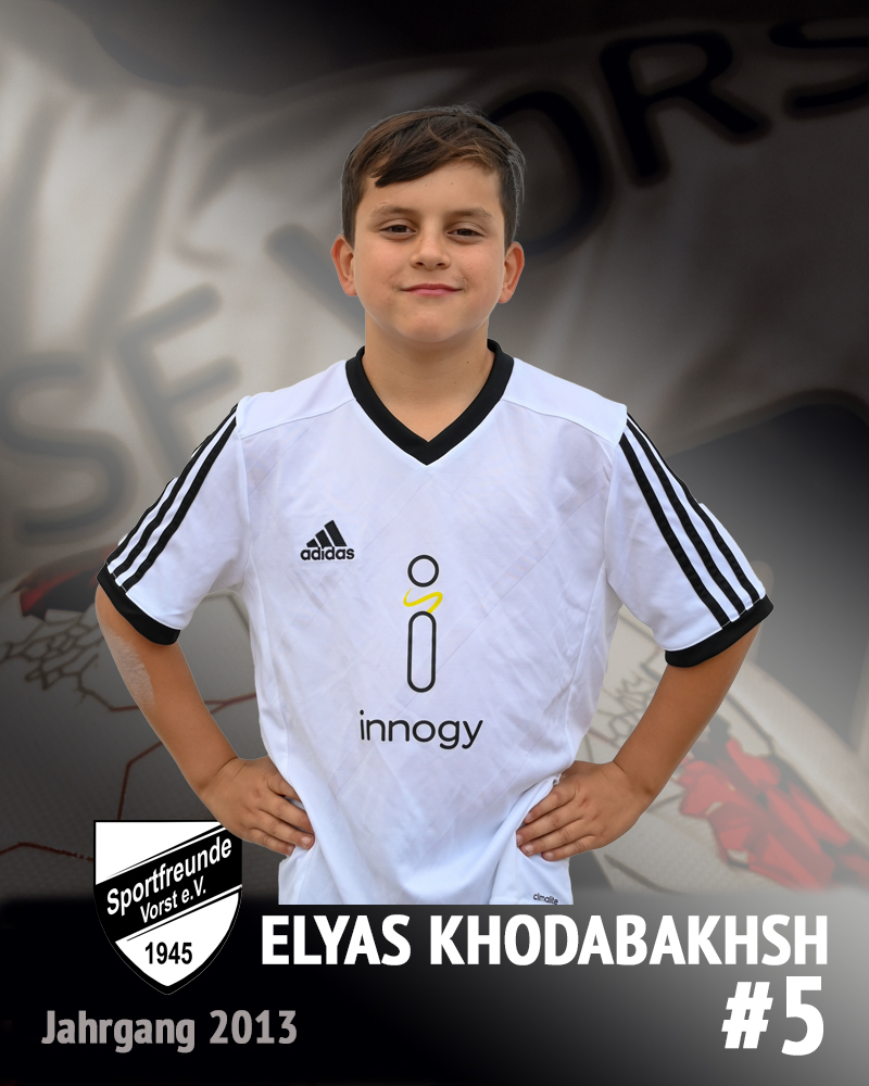 Elyas Khodabakhsh