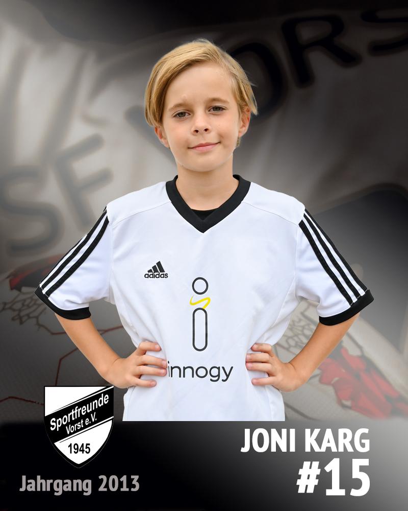 Joni Karg