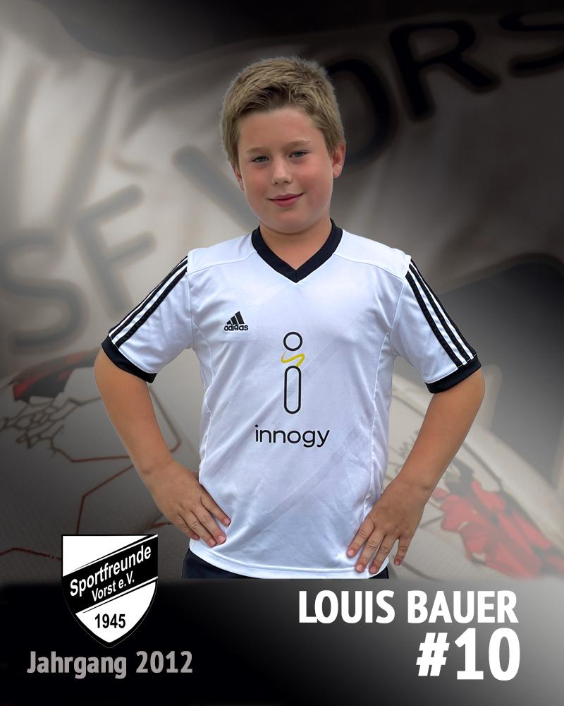 Louis Bauer