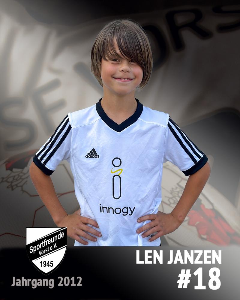 Len Janzen
