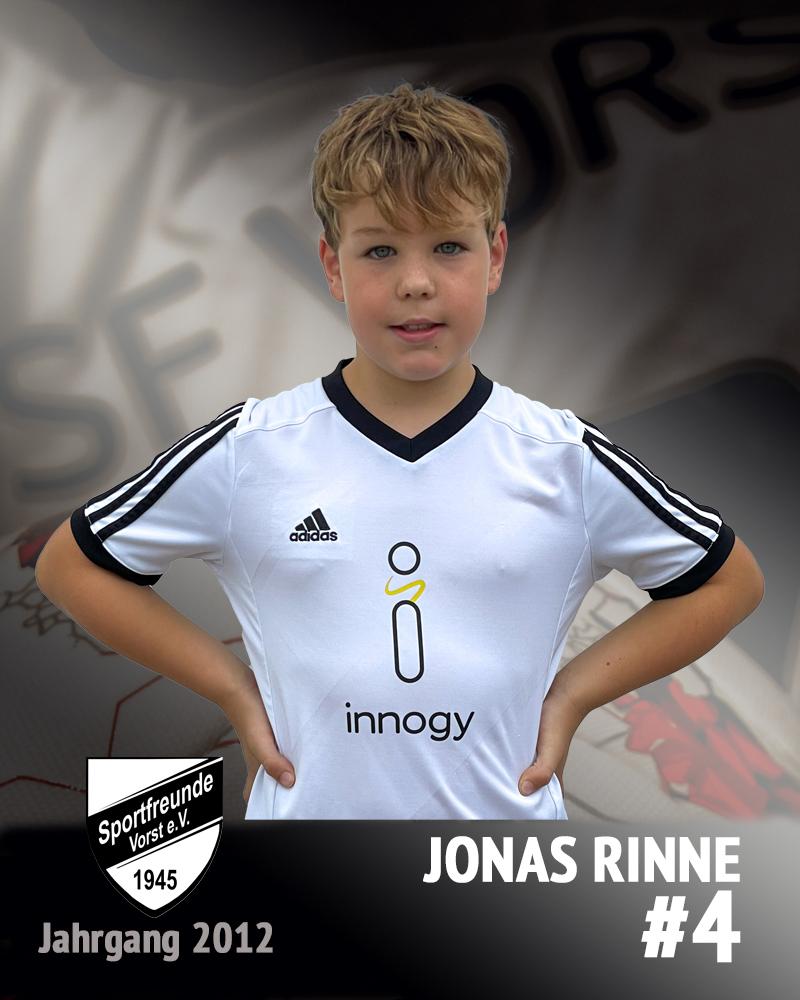 Jonas Rinne