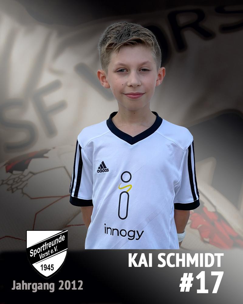Kai Schmidt