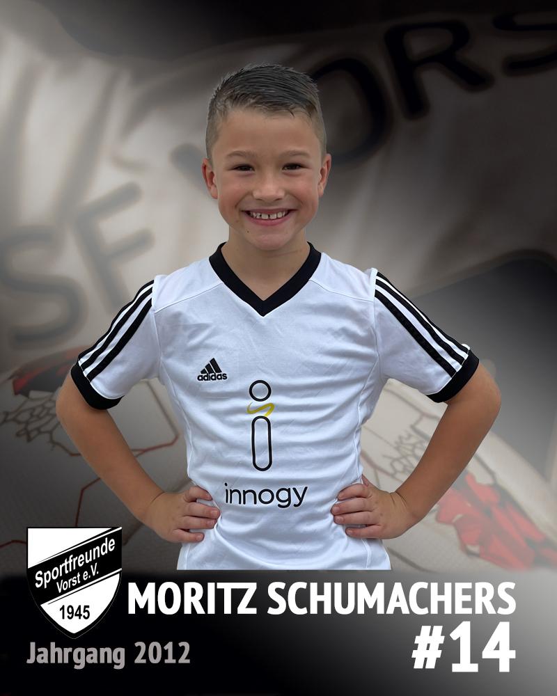 Moritz Schumachers