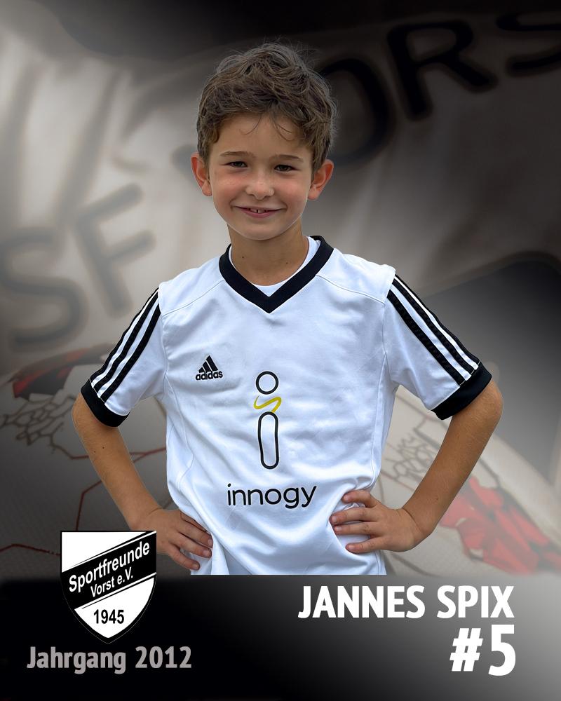 Jannes Spix