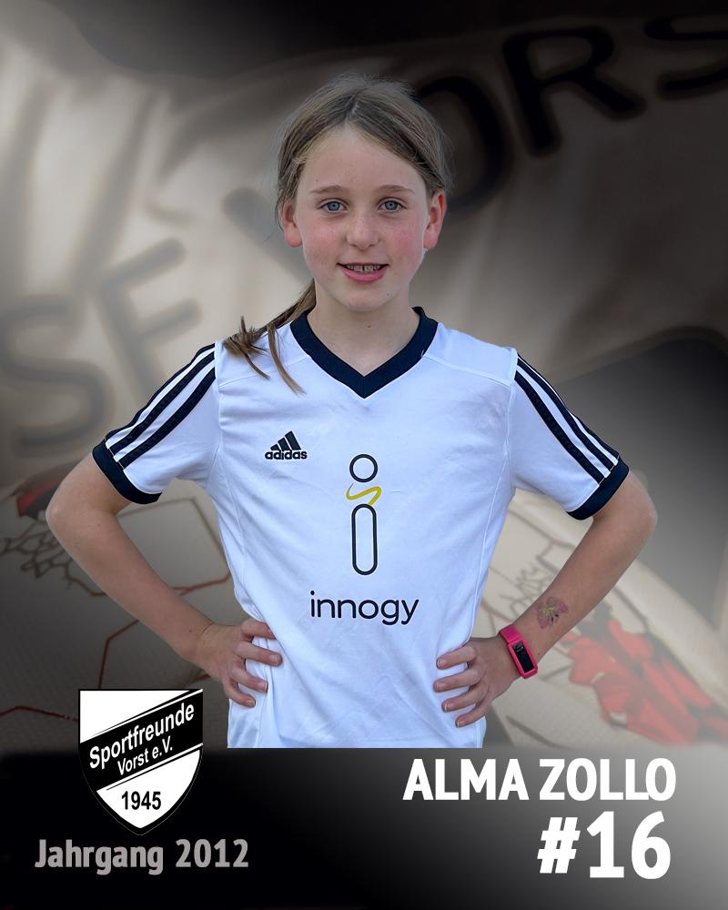 Alma Zollo