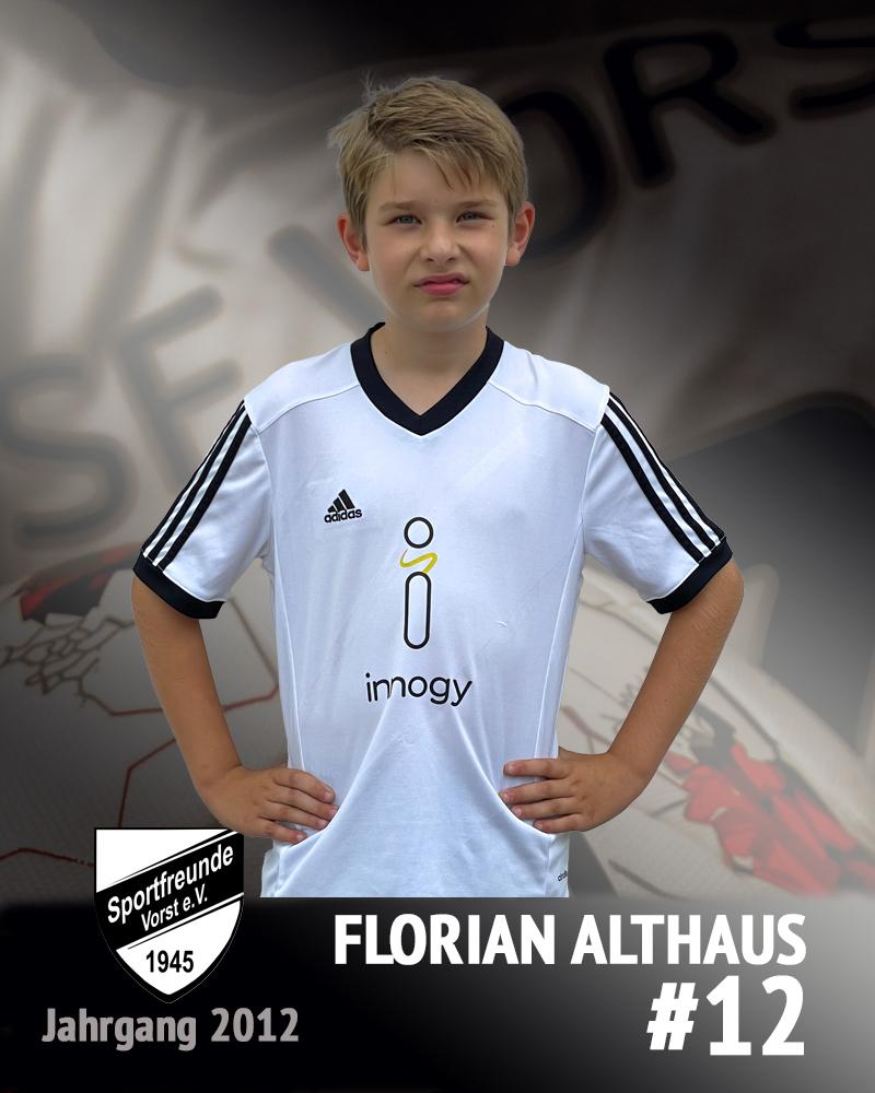 Florian Althaus