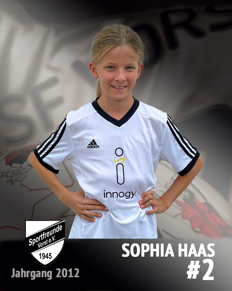 Sophia Haas