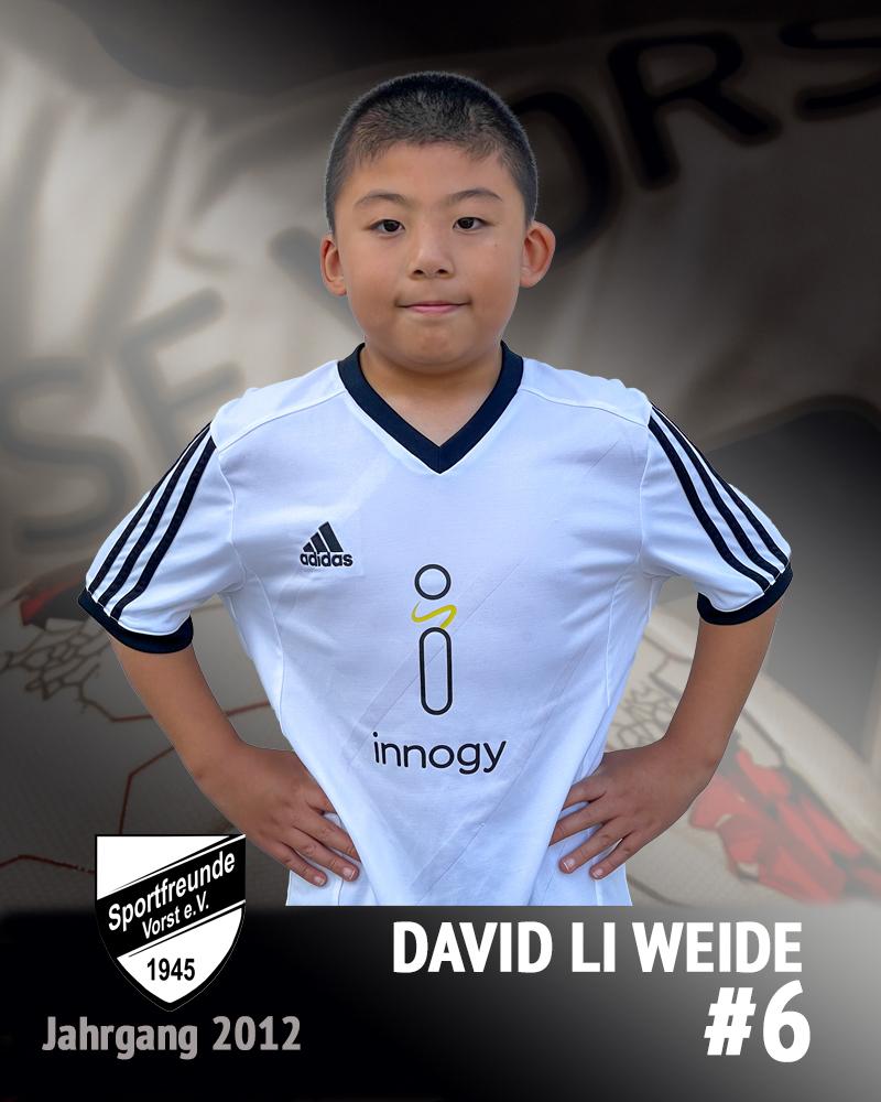 David Li Weide