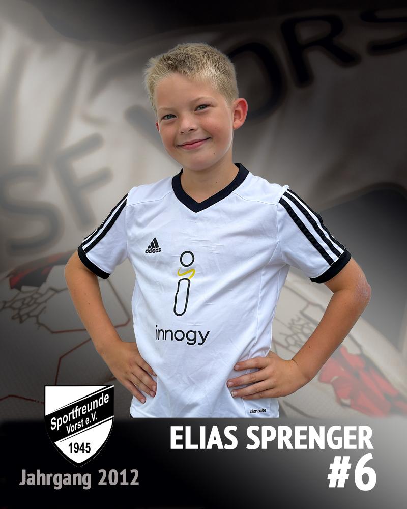Elias Sprenger