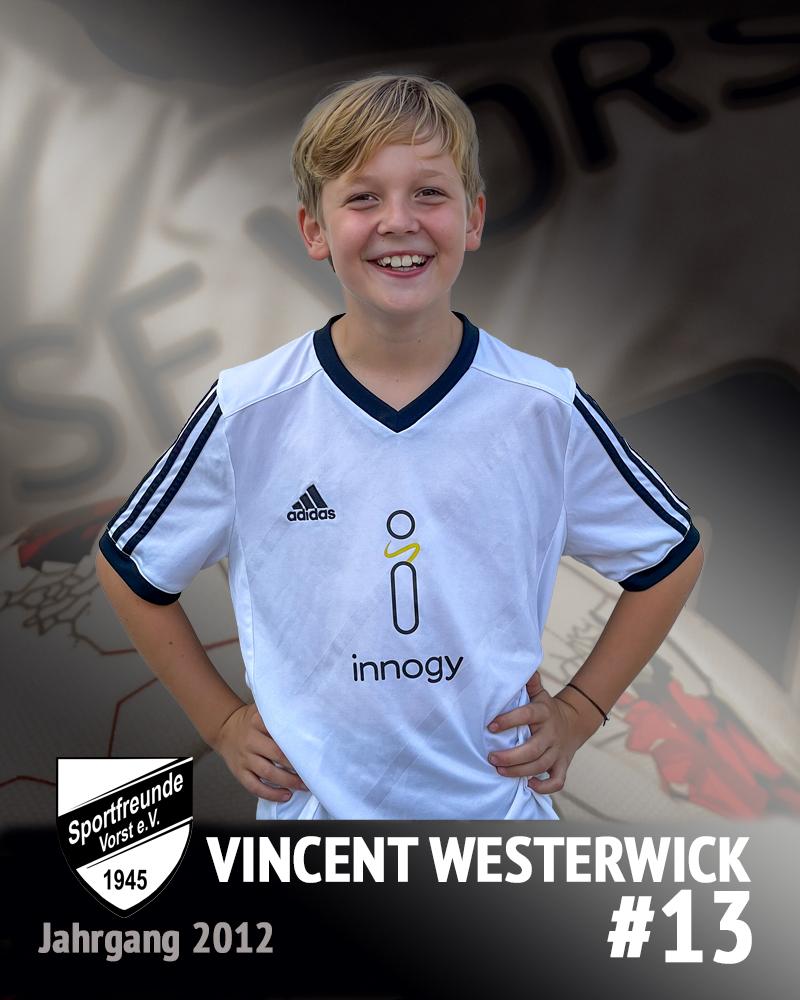 Vincent Westerwick