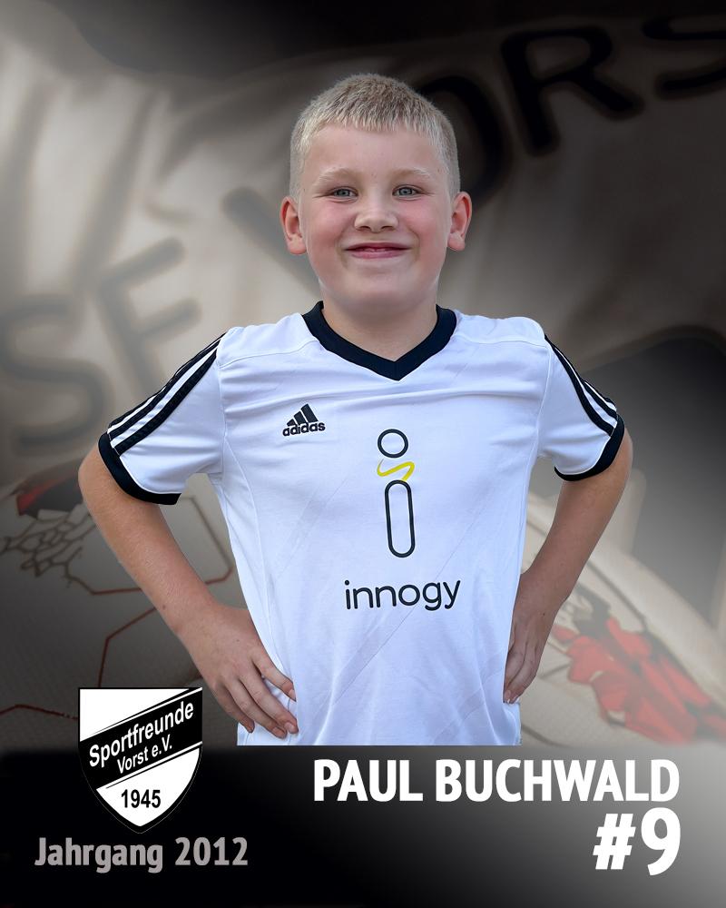 Paul Buchwald