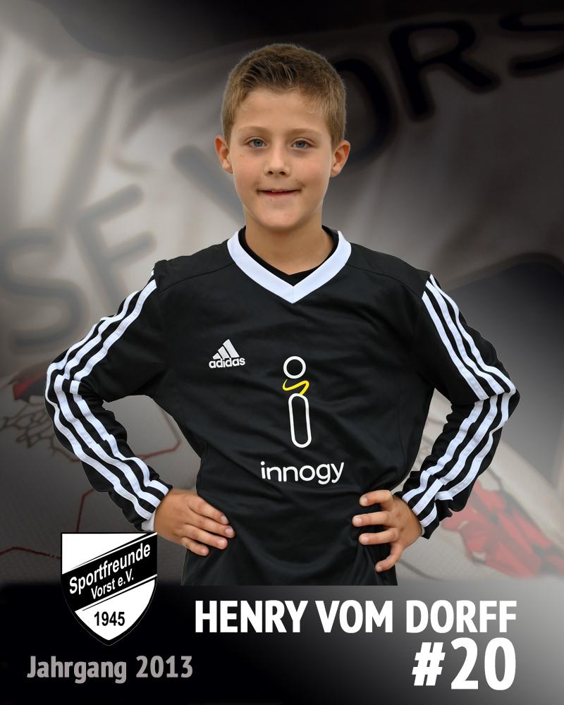 Henry vom Dorff
