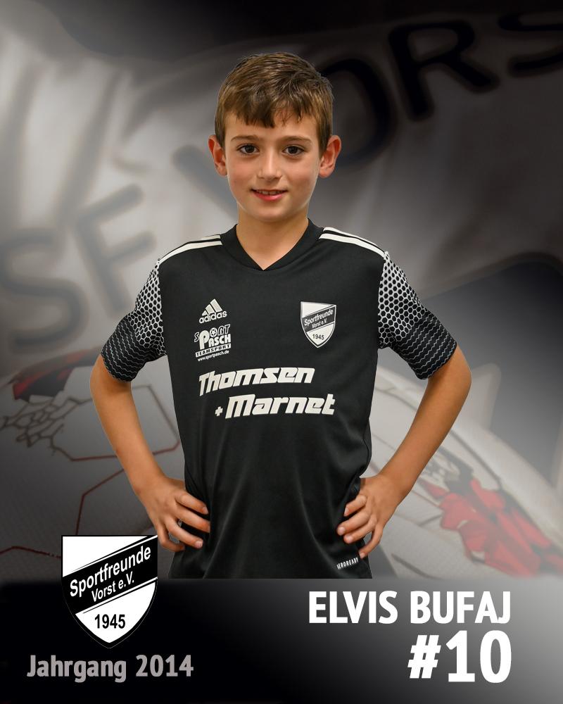Elvis Bufaj
