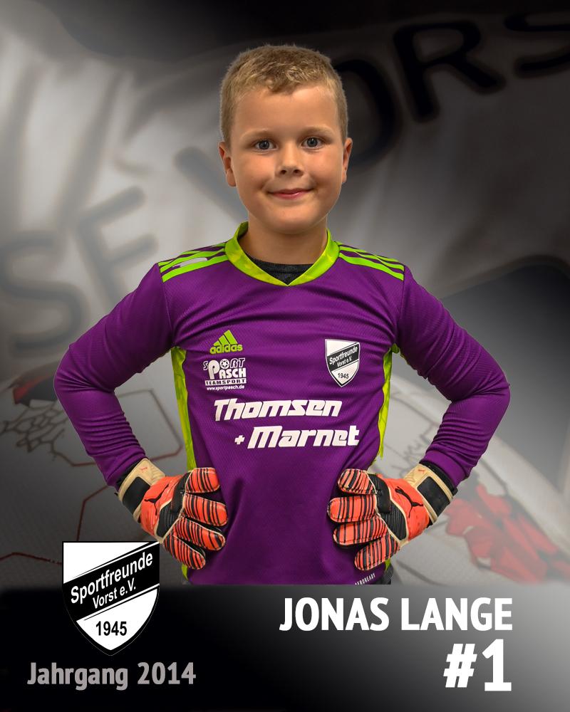 Jonas Lange