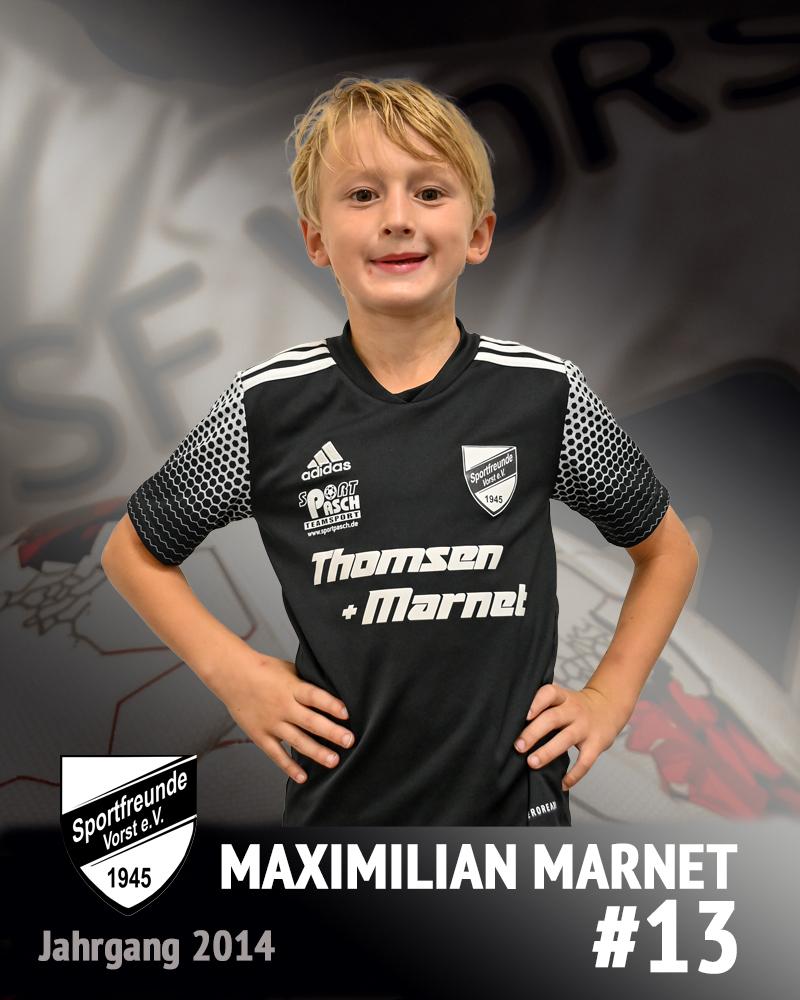 Maximilian Marnet